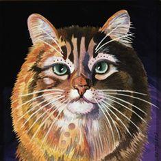 Любимые кошки в работах современного художника Bob Coonts.... Обсуждение на LiveInternet - Российский Сервис Онлайн-Дневников