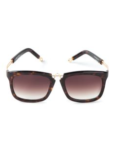 8cdca5d68b8741 Shop PQ BY RON ARAD  Mile End  sunglasses from Farfetch Ron Arad, Specs