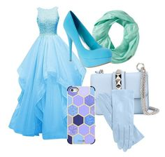 """""""Blue and pastels"""" by jazzyjuuldance ❤ liked on Polyvore featuring Valentino, Casetify, Smartwool, women's clothing, women's fashion, women, female, woman, misses and juniors"""