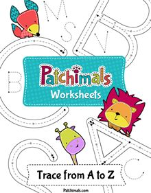 [Spanish] ABC Tracing Worksheets – Uppercase by Patchimals Preschool Activity Sheets, Preschool Number Worksheets, Flashcards For Kids, Tracing Worksheets, Numbers Preschool, Preschool Literacy, Kindergarten Worksheets, Coloring Worksheets, Kindergarten Christmas Crafts