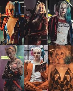 Margot Robbie, Harley Quinn, Celebrity