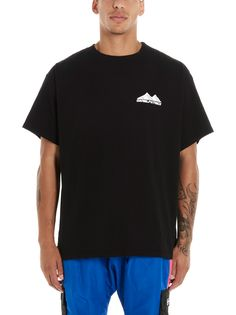 moving Mountains T-shirt From Daniel Patrick: Cotton moving Mountains T-shirtComposition: cotton Daniel Patrick, Move Mountains, Cotton Logo, Short Sleeves, Mens Fashion, Black And White, Mens Tops, T Shirt, Clothes