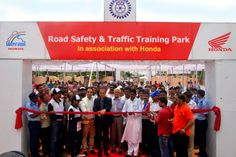 Honda inaugurates its first-ever traffic parks in East India