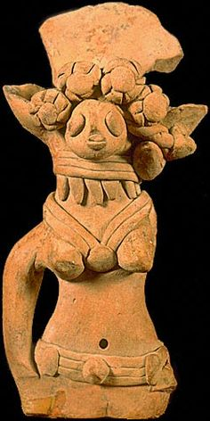 Figurine from Harappa Pakistan about 2000 BCE