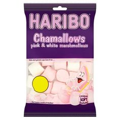Haribo Chamallows 200G - Groceries - Tesco Groceries