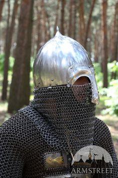 Mittelalter Helm, Slawen