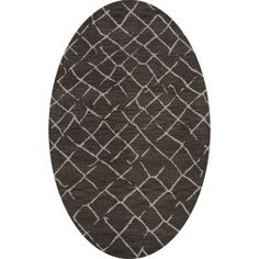 Dalyn Rug Co. Bella Gray Area Rug Rug Size: Oval 8' x 10'