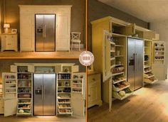 On a scale of 1 to 10 (10 being the highest) how would YOU rate this pantry? You'll find heaps of kitchen storage inspiration on our site at http://theownerbuildernetwork.co/ideas-for-your-rooms/home-storage-gallery/kitchen-storage/ Share your rating and your thoughts in the comments section!