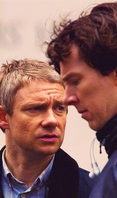 "Benedict Cumberbatch on Martin Freeman: ""He ups my game – he made me cry"""