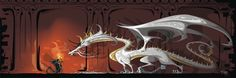 Quentyn Martell and Viserion by dejan-delic.deviantart.com on @deviantART