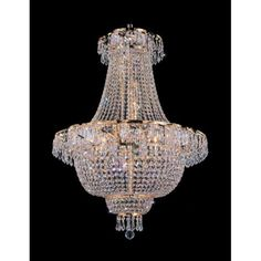 Harrison Lane French Empire T40-220 Chandelier - T40-220