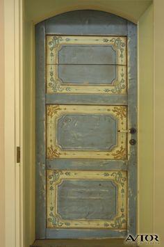 Двери, порталы