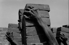 James Natchwey - Untouchables working in a brick factory, India, 1993