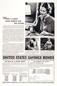 1936 U.S. Savings Bonds #003517