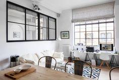 Loft Apartment by Laura Lakin Design