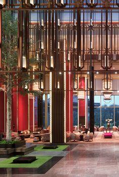 Shangri-La Hotel Qufu, China designed by AB Concept
