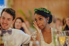 Gorgeous interracial couple celebrating their wedding in a vintage inspired affair in Maine #love #wmbw #bwwm