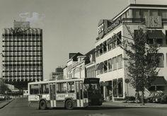 lange marktstraat 1979 Historisch Centrum Leeuwarden - Beeldbank Leeuwarden