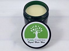 Purely Essential vegan hair wax is an excellent natural alternative to pomade, made just how you want it! Choose medium or strong hold, matte or glossy finish, as well as unscented or scented with fir needle or lavender rosemary.