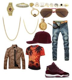 """Patrick"" by seniorswayout on Polyvore featuring Torrini, Rolex, David Yurman, Lord & Taylor, Versace, Cartier, Gucci, Stefano Ricci, men's fashion and menswear"