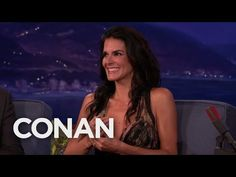 Team Coco: Angie Harmon: I Have No Butt - CONAN on TBS