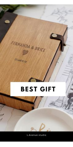 beautiful wooden photo box wedding photo storage box present a wedding box box for photographers with a compartment for USB, wooden engraved box Wooden Photo Box, Wooden Gift Boxes, Wooden Gifts, Best Photo Storage, Cnc, Laser Cutter Projects, Photo Boxes, Leather Box, Personalised Box