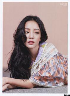 [HQ] goo hara for 'instyle' magazine (june issue) credits: binoo @ karaboard Guys And Girls, Kpop Girls, Korean Beauty, Asian Beauty, Go Hara, Goo Hara Kara, Best Photo Poses, Kim Sang, Sulli