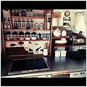 Kitchen,カフェ風,インダストリアル,男前,ブログ更新しました♡,調味料ラックDIYに関連する他の写真