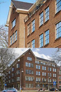 Architecture: Baneke Architecten BNA | Window systems: Janisol Arte | Door systems: Janisol HI, Janisol fire, Jansen Economy | Manufacturer: Jansen AG, Oberriet/CH