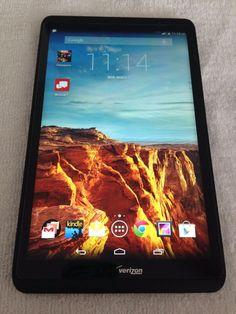 "Verizon Wireless ELLIPSIS 8 4G/LTE + Wi-Fi 8-inch 8"" 16GB ANDROID TABLET *QTAQZ3 #Verizon #Tablet #Android #4G #LTE   BID (U.S. DOLLARS): http://www.ebay.com/itm/252437278658  OR BUY / MAKE AN OFFER (CANADIAN DOLLARS):  http://www.ebay.ca/itm/262460024787"