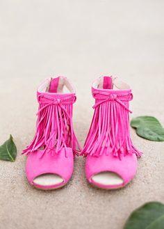 Joyfolie - Reese Shoes in Phlox Pink