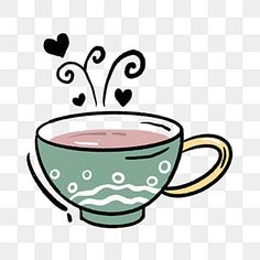 green,coffee cup,coffee,smoke,hot drink,drink,hot coffee,drinking glass Yellow Coffee Cups, Brown Coffee Cups, Yellow Cups, Green Cups, White Cups, Coffee Png, Hot Coffee, Coffee Drinks, Coffee Cartoon