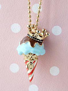 icecream charm from q-pot