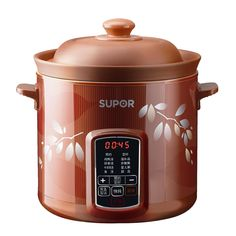 Multifunctional stew pot for porridge ceramic automatic electric stew pot