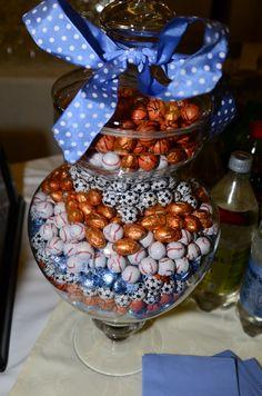 Candy Center Piece for a Bris