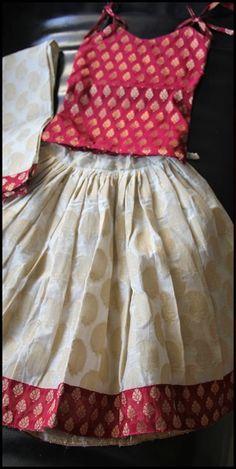 Kerala Kids Dress