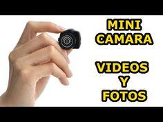 Mini cámara de bolsillo - YouTube