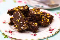 Chocolate Crunchie Tiffin Recipe