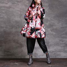 Down coat - Tkdress  - 6