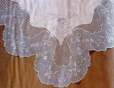 Tablecloth crochet pattern (2/3)