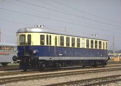 Der dieselelektrische Triebwagen 5044.06 ÖBB