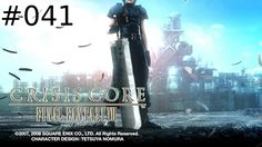 [#041] Final Fantasy VII: Crisis Core (PSP) Gameplay by Taronia Gamenstein