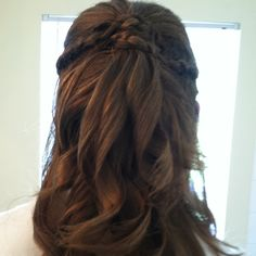 Hairstyles and ideas for special/formal events.