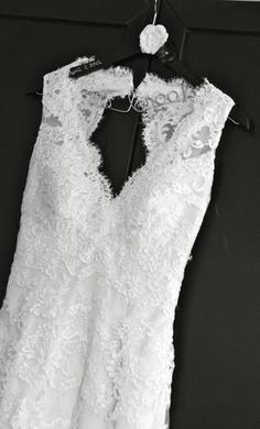 Used Jim Hjelm Wedding Dress 8011, Size 8
