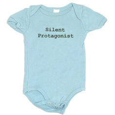 For a bookish baby.