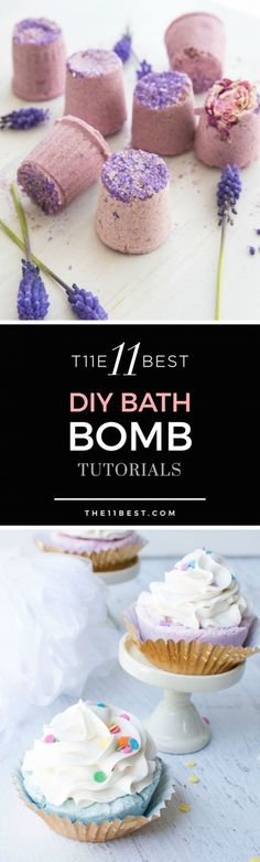 11 Best DIY Bath Bombs The 11 Best DIY Bath Bomb ideas and tutorials. Instructions for how to make bath bombs.The 11 Best DIY Bath Bomb ideas and tutorials. Instructions for how to make bath bombs. Diy Spa, Beauty Hacks That Actually Work, Diy Masque, Bath Boms, Shower Bombs, Homemade Bath Bombs, Bath Bomb Recipes, Tips Belleza, Homemade Beauty Products