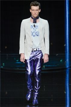Roberto Cavalli S/S 2013 #Fashion #Style #Men