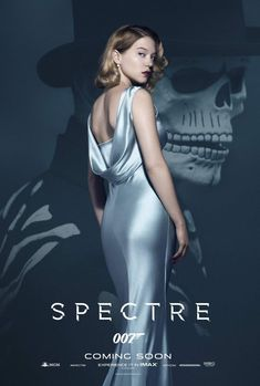 dress from Spectre | Ghost Salma in silver lake