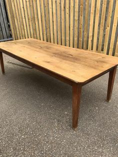 Antique Cherry Ft Dining Table On Tapered Legs Dining Room - 8ft dining table