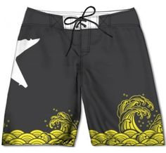 Material: quick dry #polyester Style: beach #swimpants